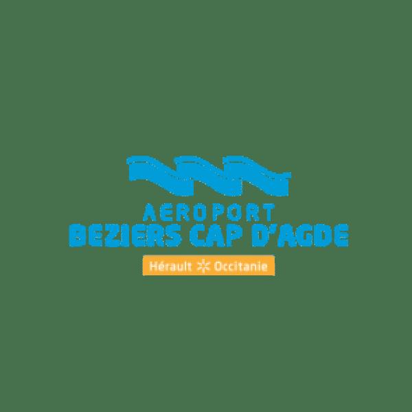 Logo Aeroport Beziers
