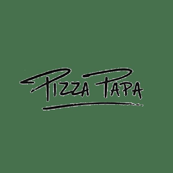Logo Pizza Papa
